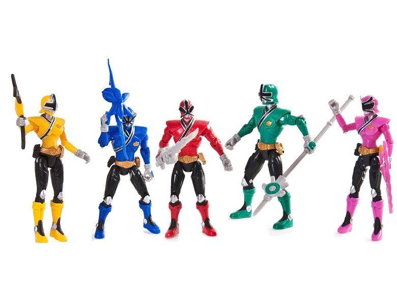 Фигурки Power Rangers