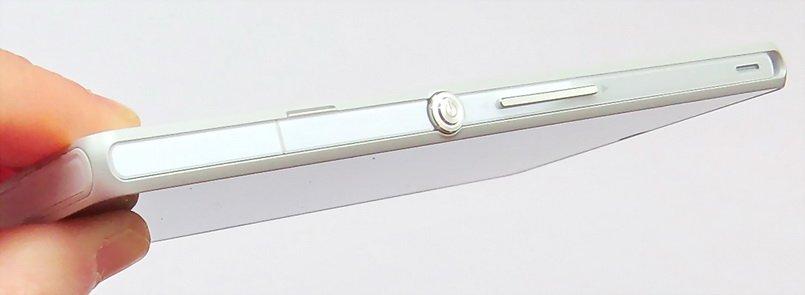Sony Xperia Z обзор корпус