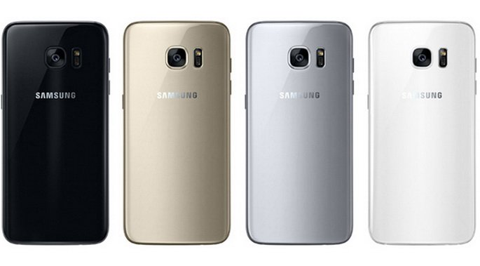 samsung galaxy s7 edge цвета