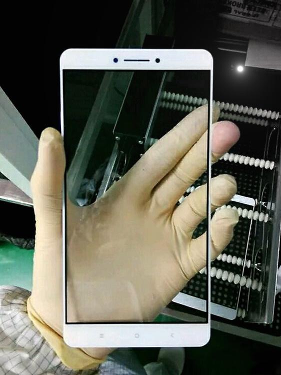 Утечка внешнего вида Xiaomi Max