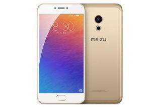 Meizu Pro 6 золотой