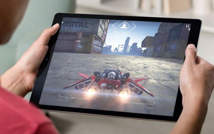 iPad Pro экран