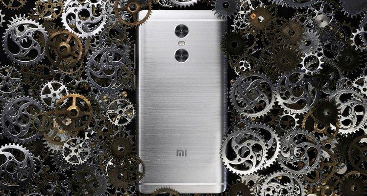 Официальные фото и характеристики Xiaomi Redmi Pro