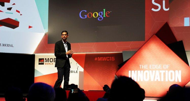 Сундар Пичаи о бесплатном Wi-Fi в Индии