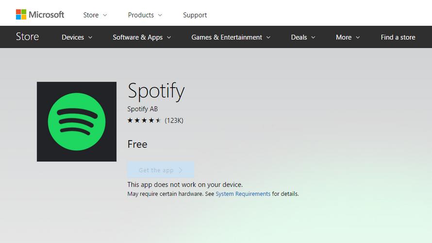 Spotify для Windows Phone