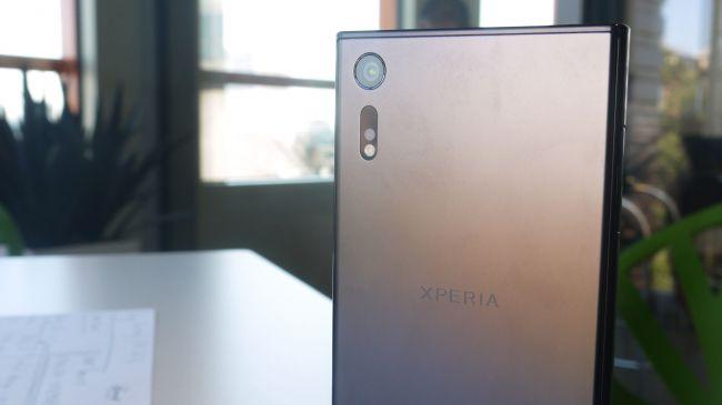 Экран Sony Xperia XZ тесты и характеристики