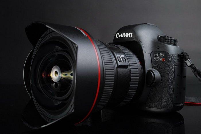 Canon 5DSR - больше мегапикселей не значит лучше 50 МП фотоаппарат