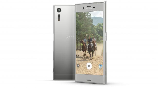Sony Xperia XZ камера