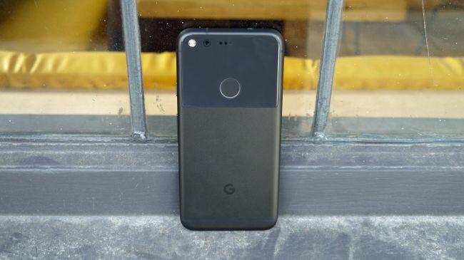 Дизайн Google Pixel