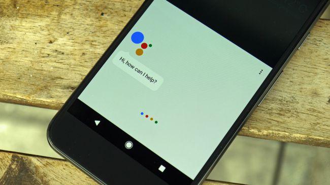 Внешний вид, Google Assistant Google pixel Android 7