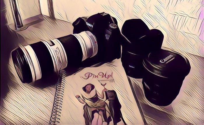 Выбор оборудования для фотографа