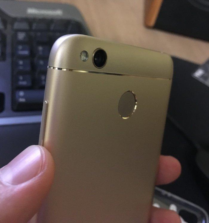 Обзор и отзыв xiaomi redmi 4x цвета золотой глобальная версия