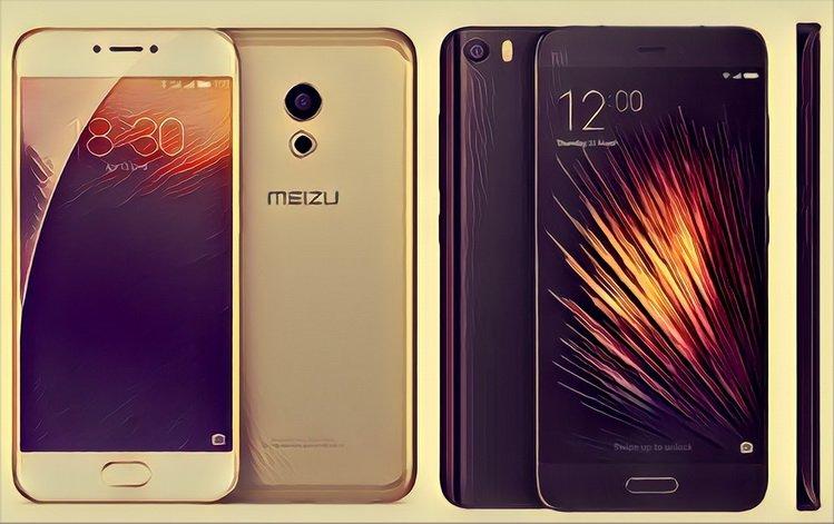 Meizu VS Xiaomi что выбрать в 2017-м?