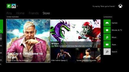 Xbox one где спрятаны настройки