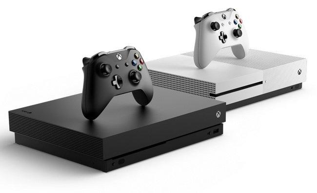 Сравнение Xbox One с PS4 и One S