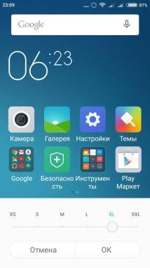 Xiaomi Redmi 4x отзывы глобальная прошивка miui 8 настраиваемые шрифты выбор телефона для мамы
