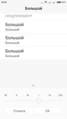 Xiaomi Redmi 4x отзывы глобальная прошивка miui 8 настраиваемые шрифты