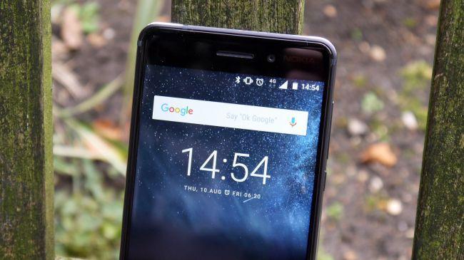 Обзор Nokia 6 автономность
