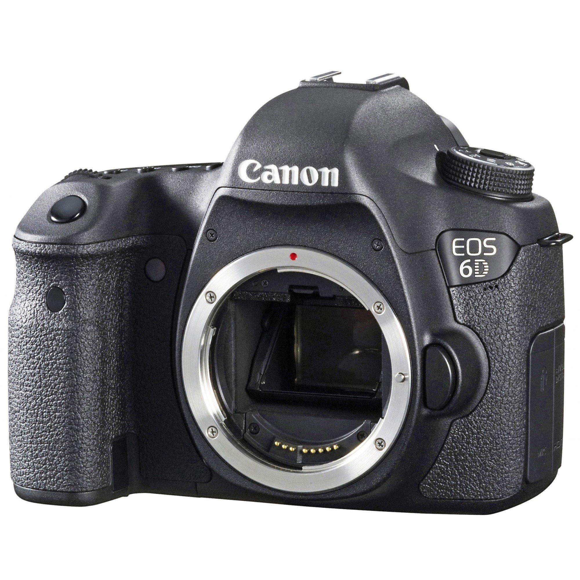 стоит ли покупать canon 6D в 2018 году