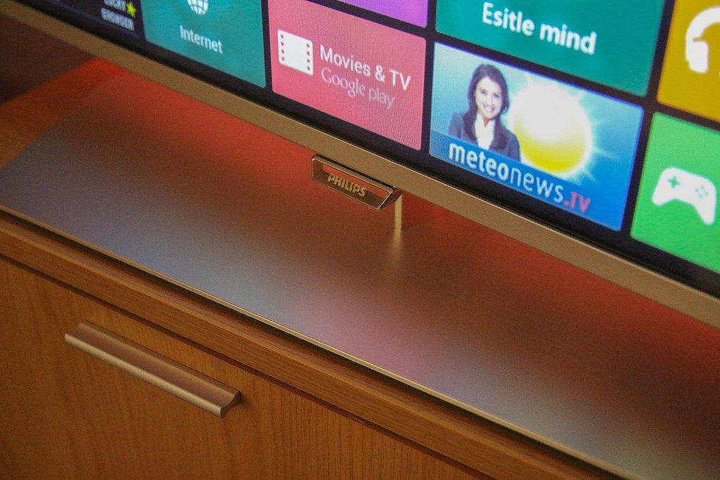 подключение телефона к телевизору Philips
