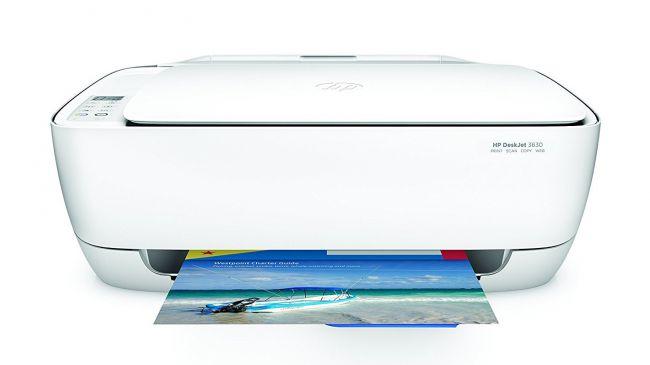 лучший струйный принтер небольного размера с красивым дизайном