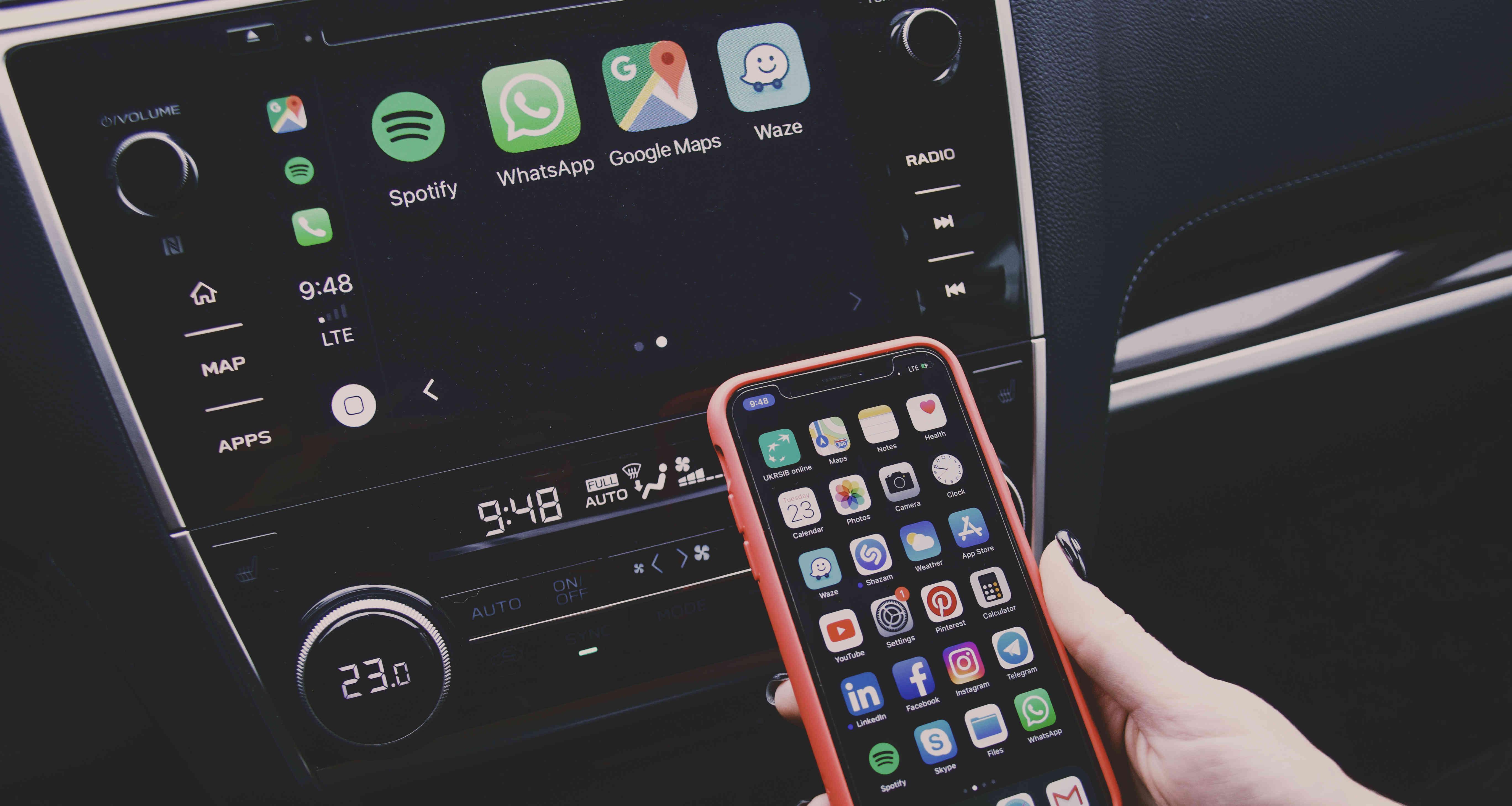 гугл карты и андроид авто