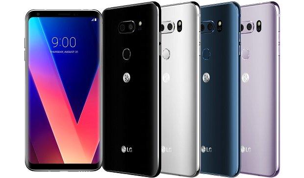 LG V30S +