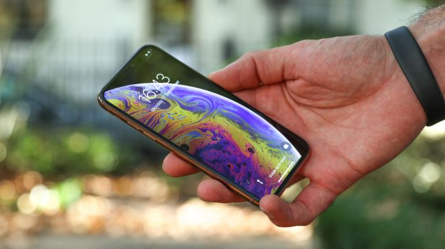 IOS 12 телефон быстро садиться