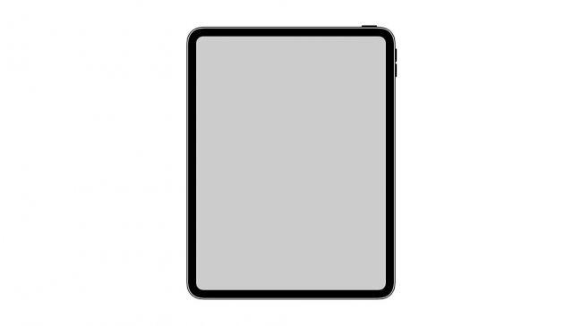 как выглядит новый iPad pro