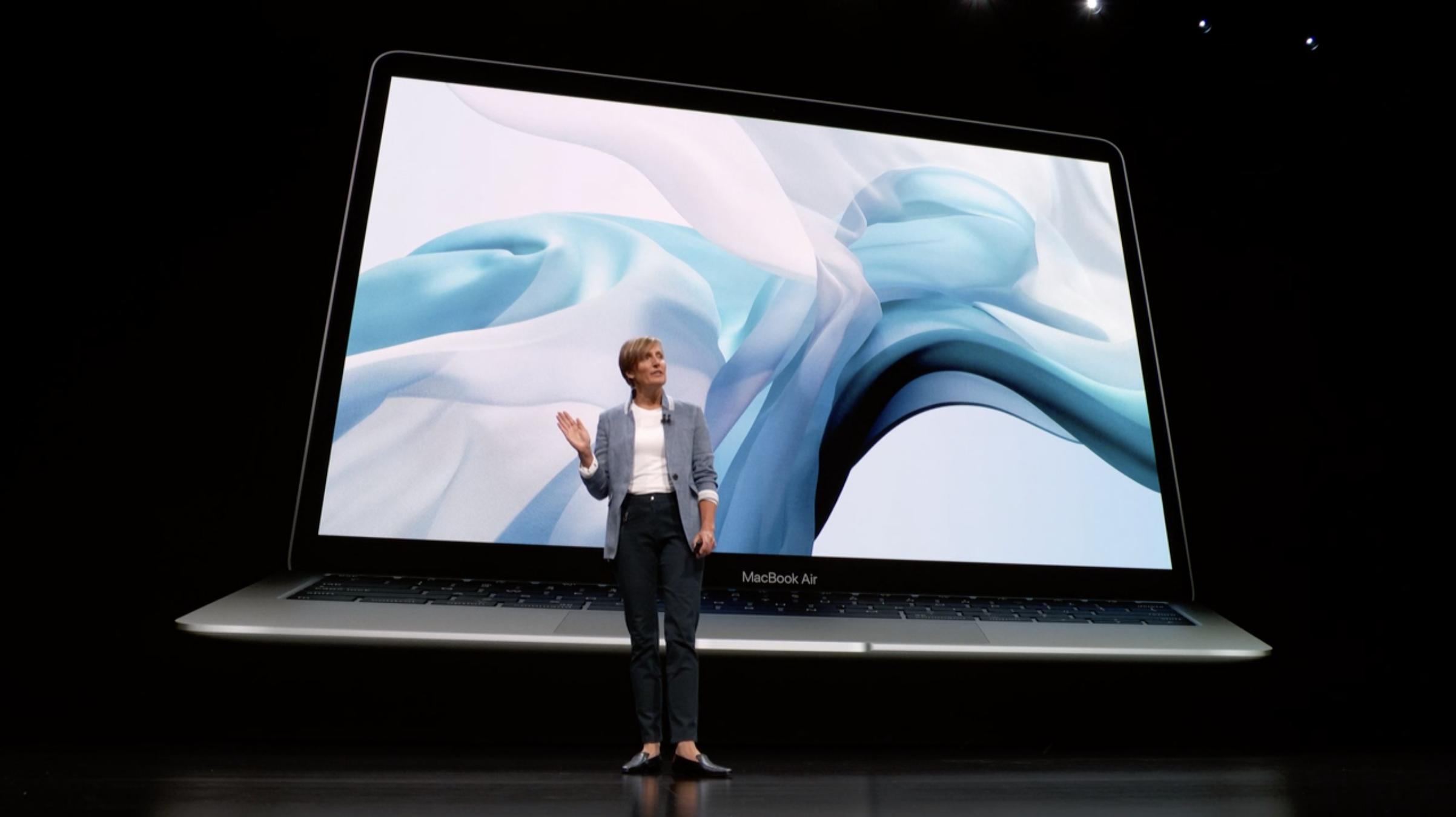 новый Mac Book Air