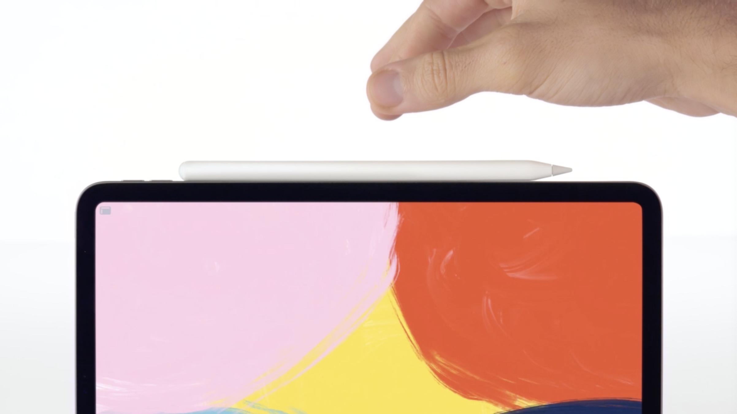 перо-ручка для нового iPad Pro