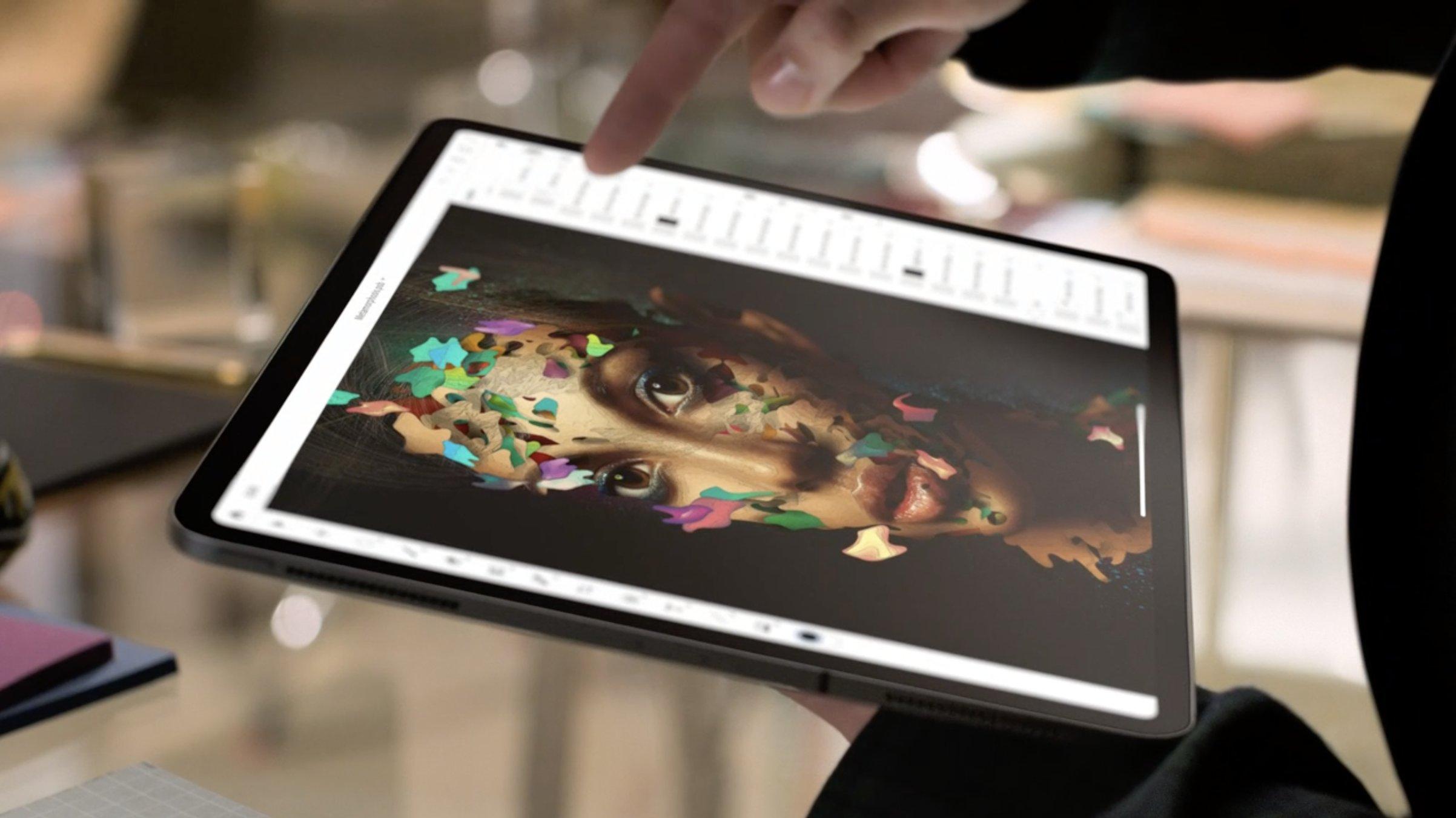 фотошоп для ipad