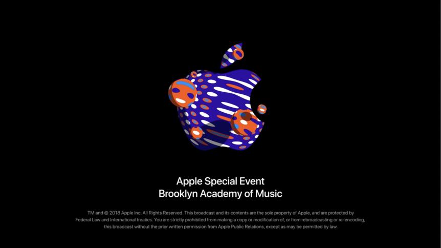 новинки от Apple 2018