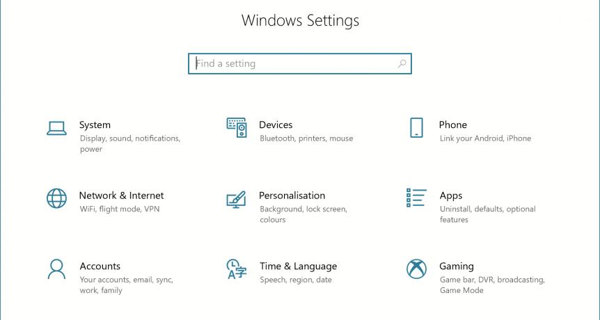как поменять язык windows 10
