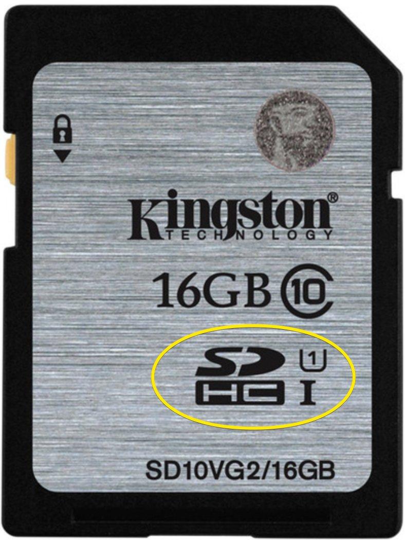 Чем отличается SDHC карта памяти от SDXC