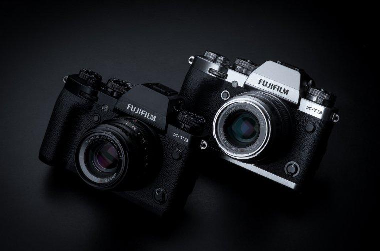 обзор камеры Fujifilm XT-3