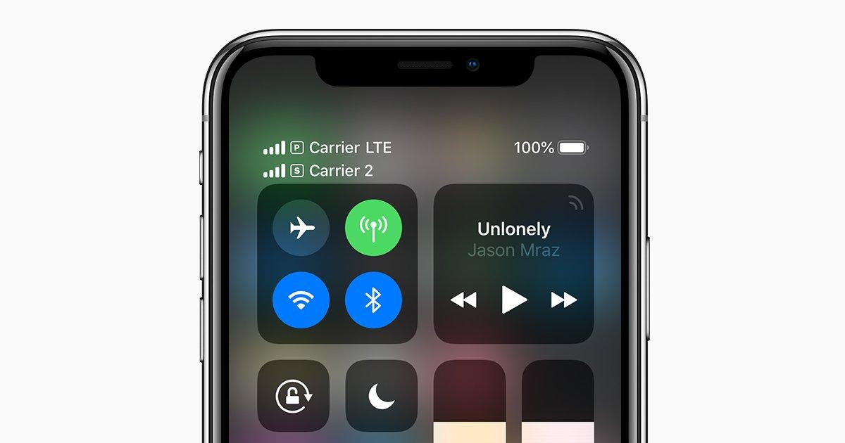 Как работают 2 симкарты в iPhone XR