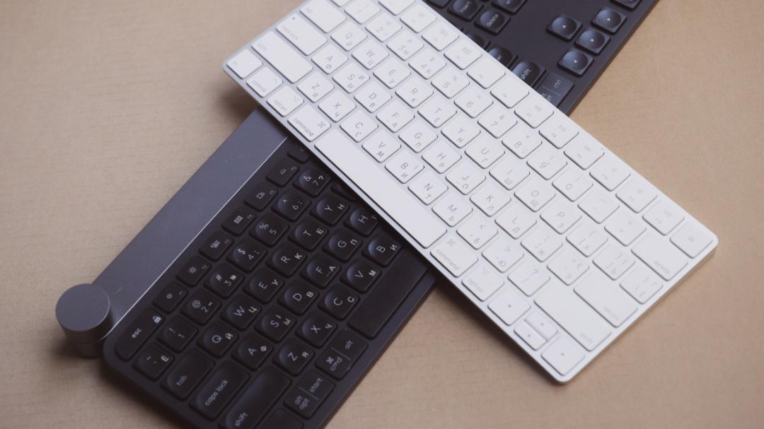 как подключить две клавиатуры к одному компьютеру