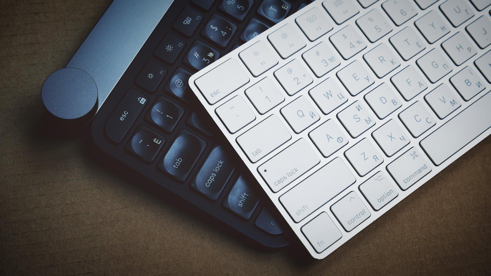 как подключить клавиатуру к любому устройству